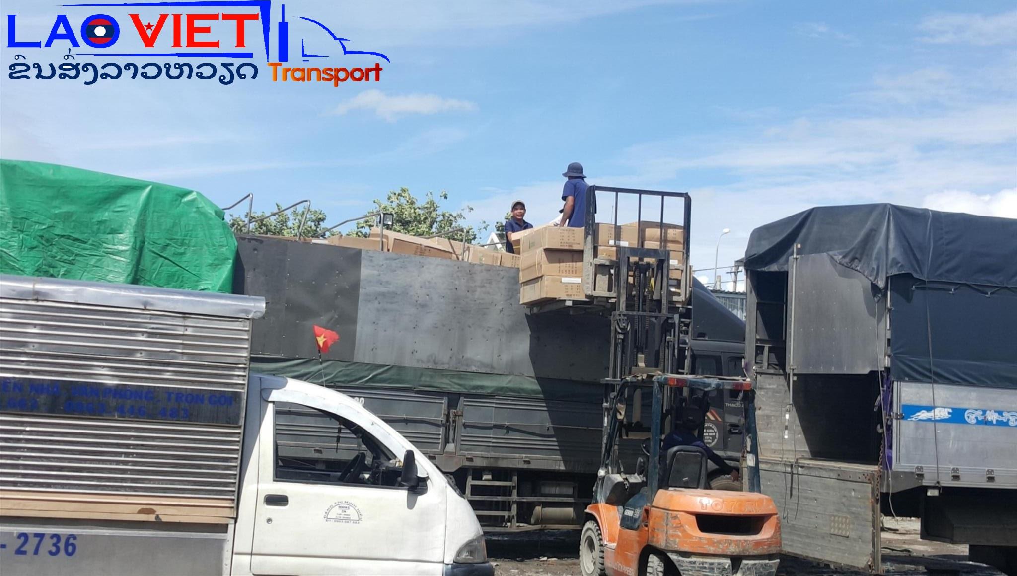 Vận chuyển hàng hóa đi Attapeu
