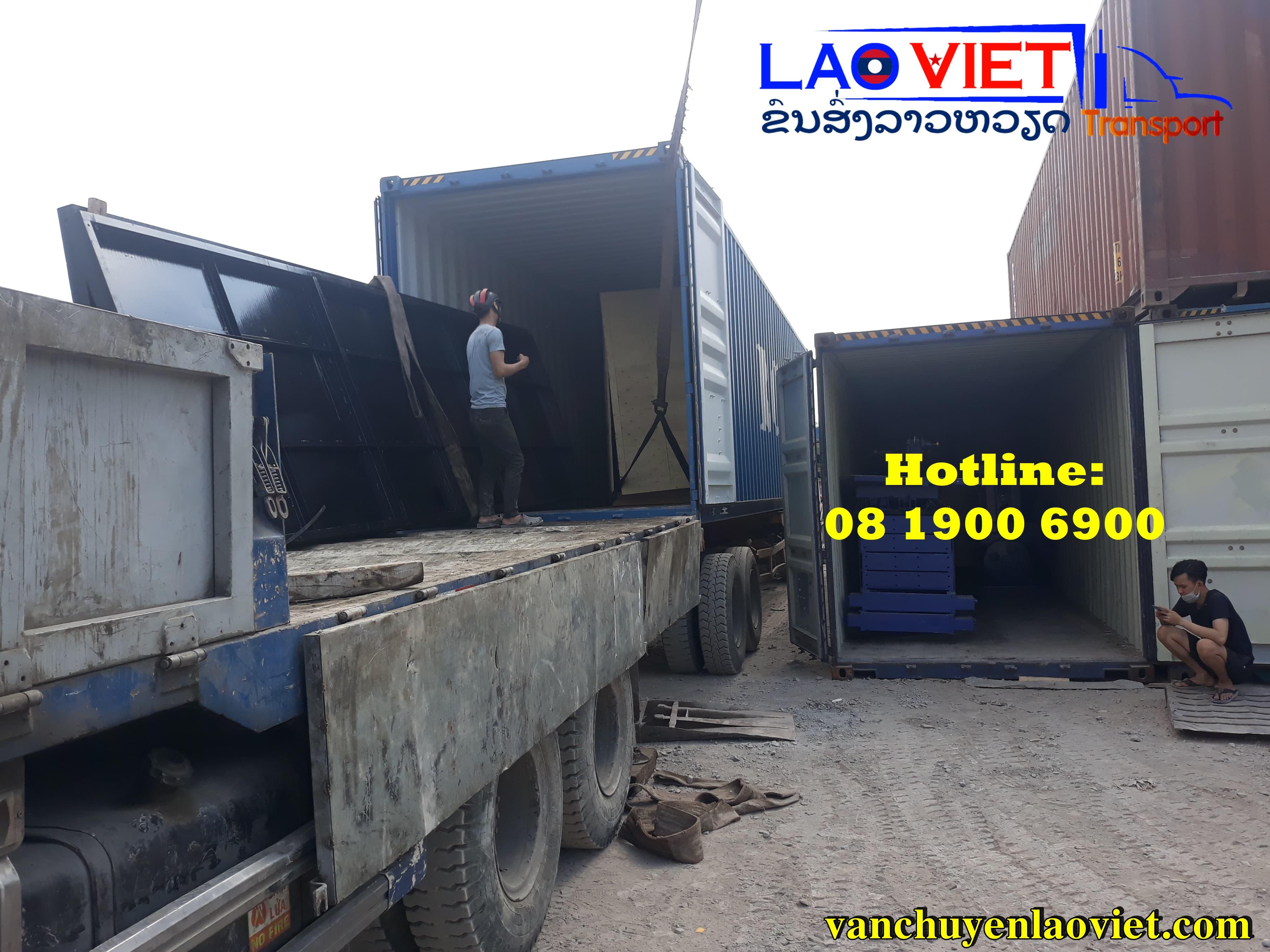 Vận chuyển hàng Hà Nội - Bolikhamsai