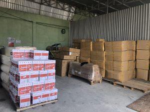 Vận chuyển hàng Hải Phòng – Lào