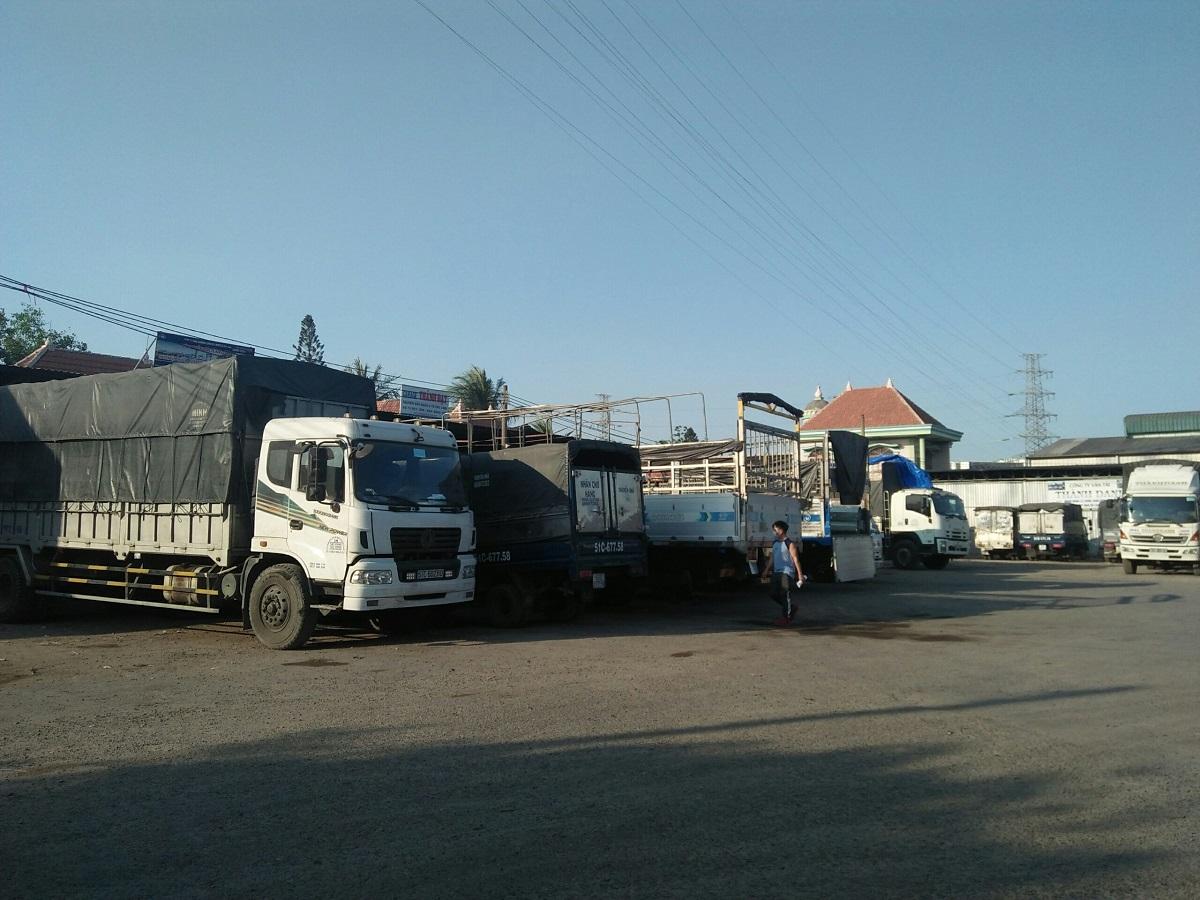 vận chuyển Lào Việt