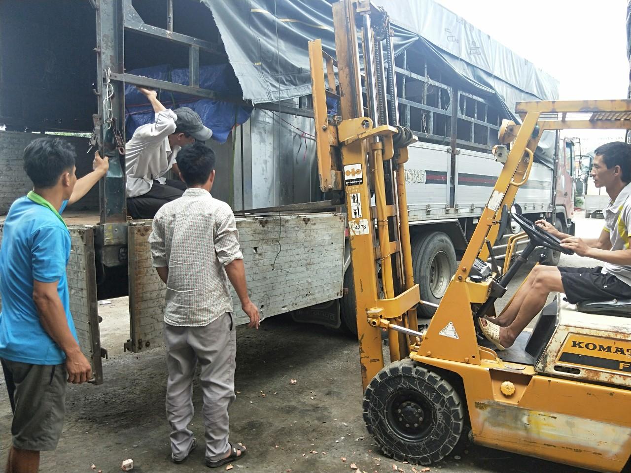 Vận chuyển hàng hóa Sài Gòn đi Viêng Chăn