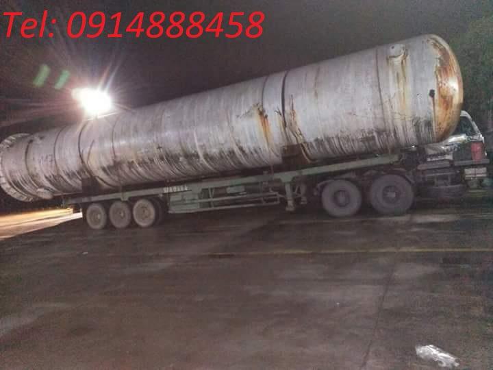 vận chuyển hàng quả khổ quá tải từ Bình Dương đi Lào
