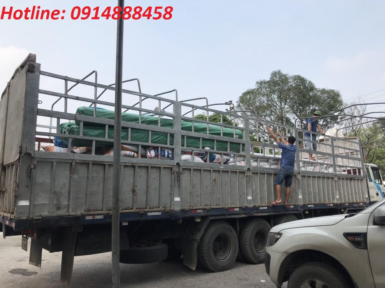 Gửi hàng phân bón từ Hà Nội đi Viêng Chăn