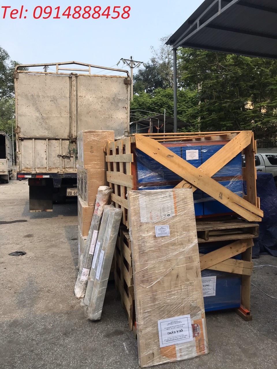 Vận chuyển hàng hóa chất từ Sài Gòn đi Pakxe