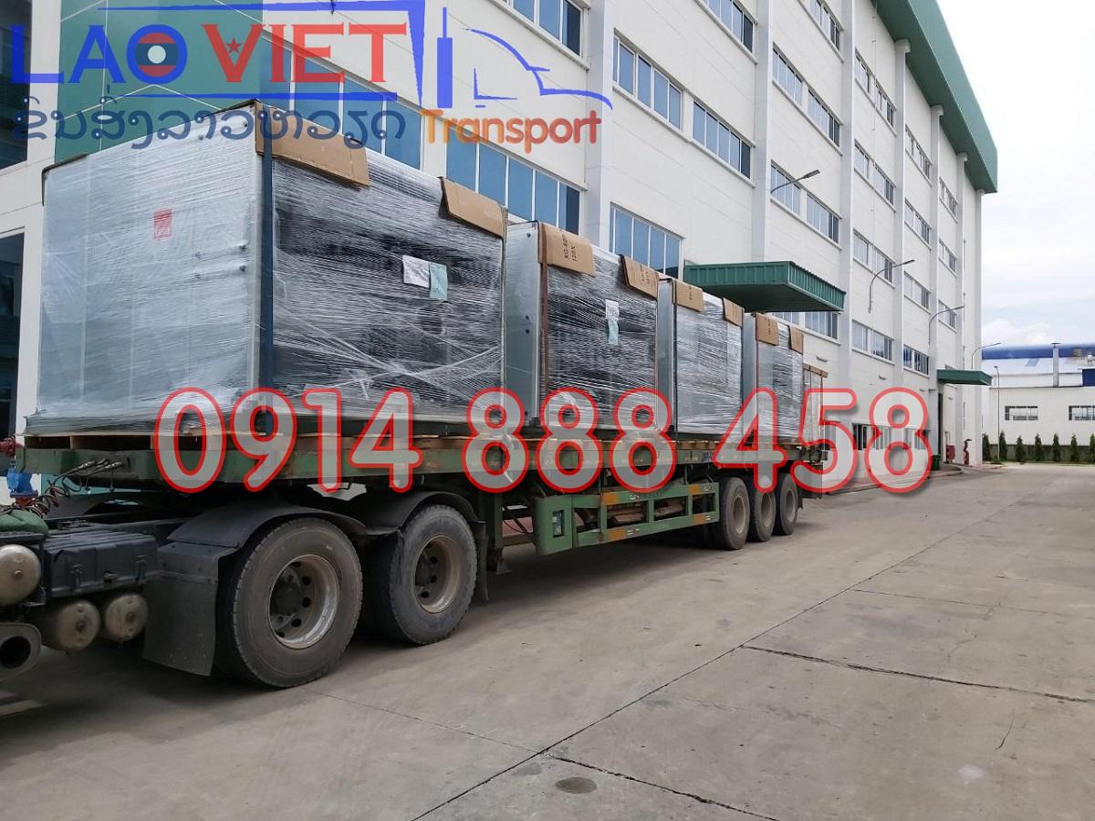 Vận chuyển hàng hóa từ Sài Gòn đi Lào