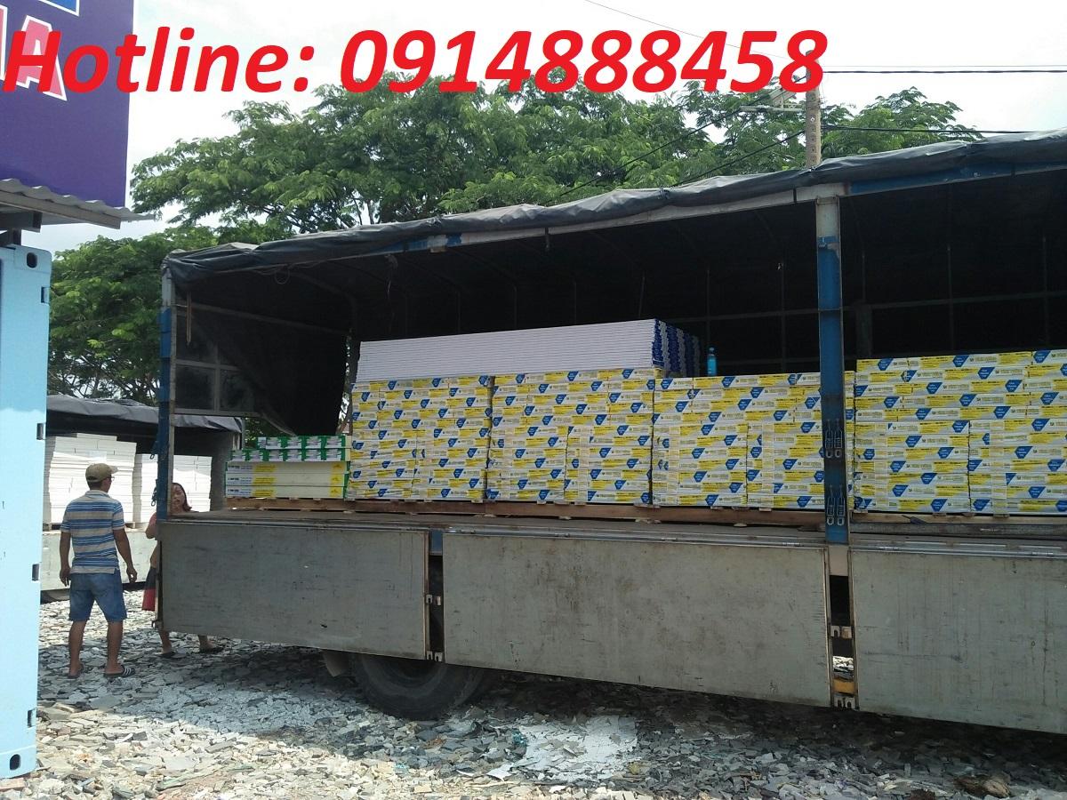Vận chuyển vật liệu xây dựng từ Sài Gòn đi Lào