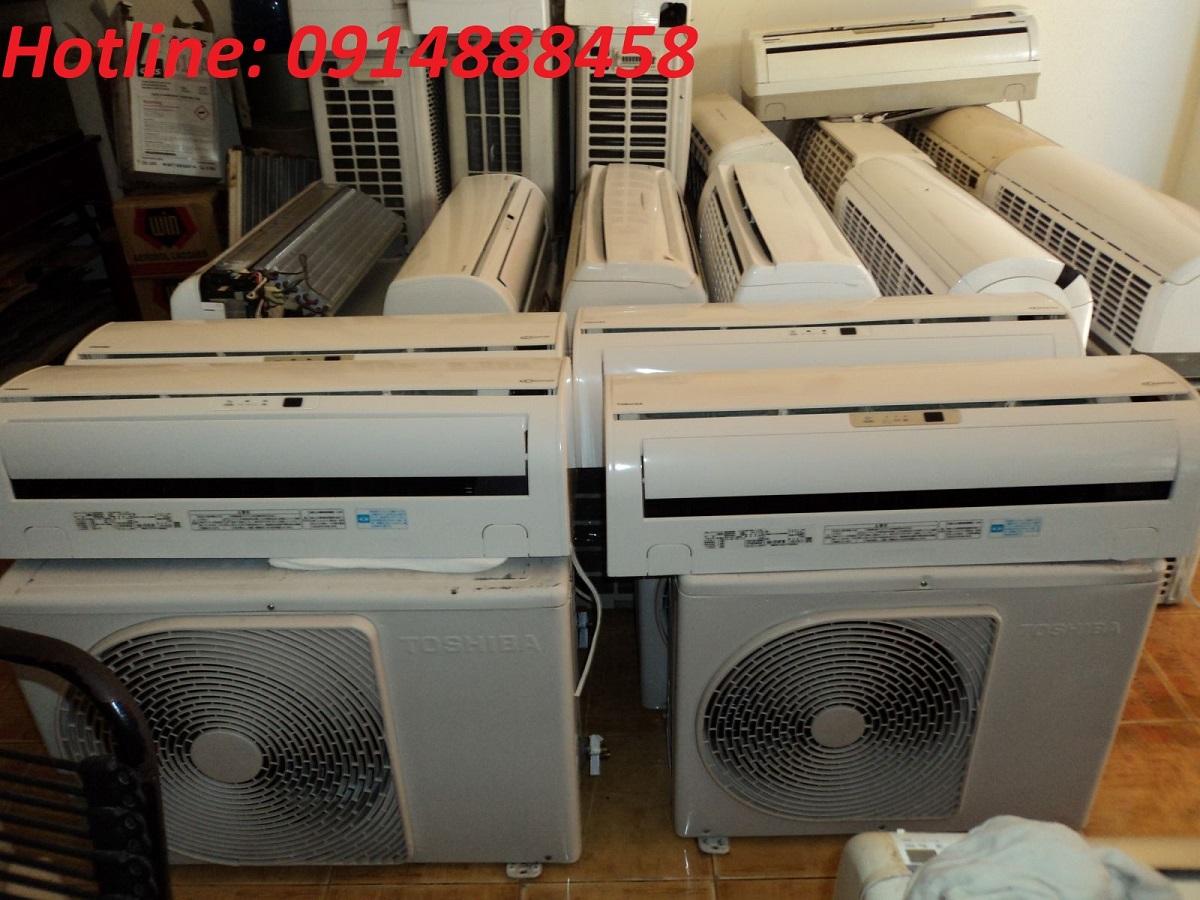 Vận chuyển máy lạnh cũ đi Lào