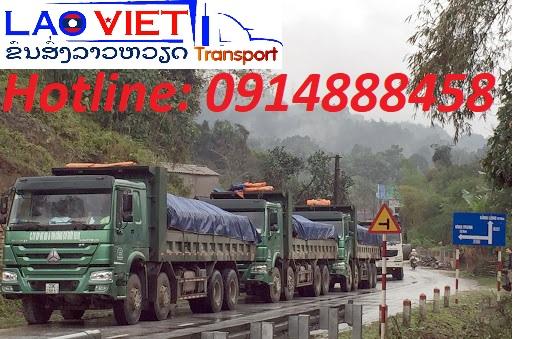 Vận chuyển quặng từ Lào về Việt Nam