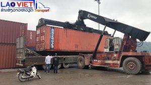 Vận chuyển hàng đi Lào tại Hà Đông