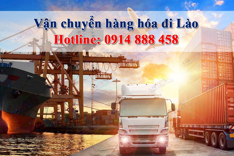 Vận chuyển hàng hóa Việt Lào