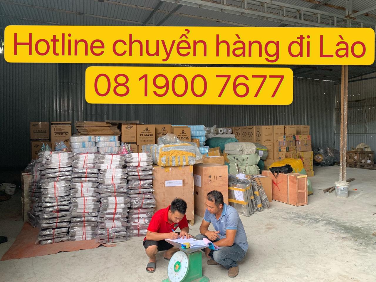 chuyển hàng Hà Nam đi Viêng Chăn Lào