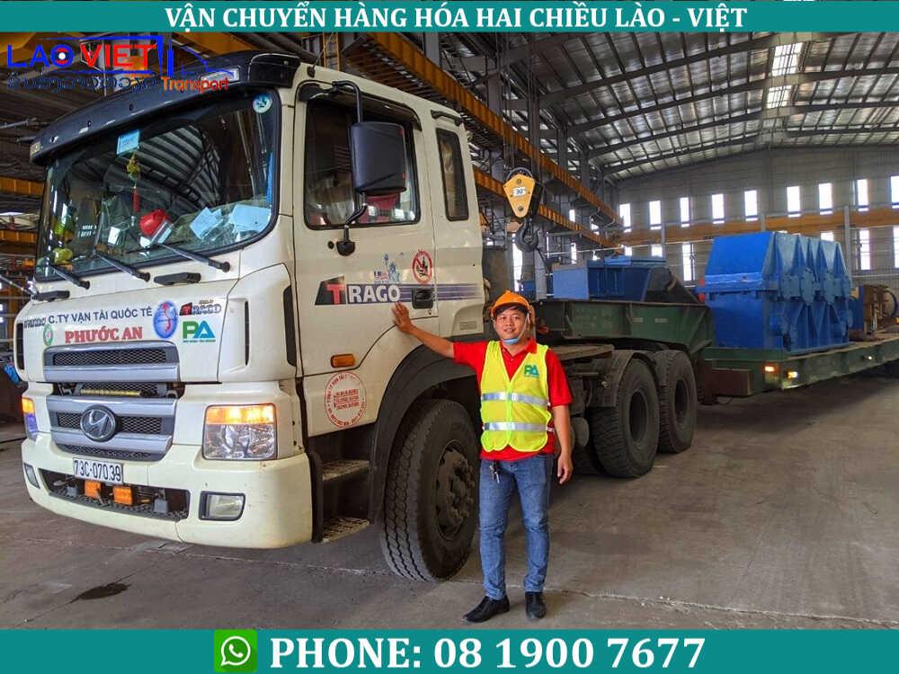 dịch vụ vận chuyển hàng Việt - Laò