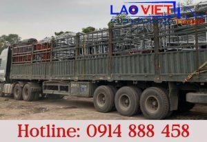 Dịch vụ chuyển hàng Hà Nội đi Viêng Chăn