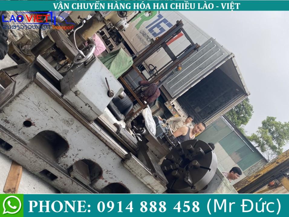 Nhà xe chuyển hàng đi Lào tại Hà Nội