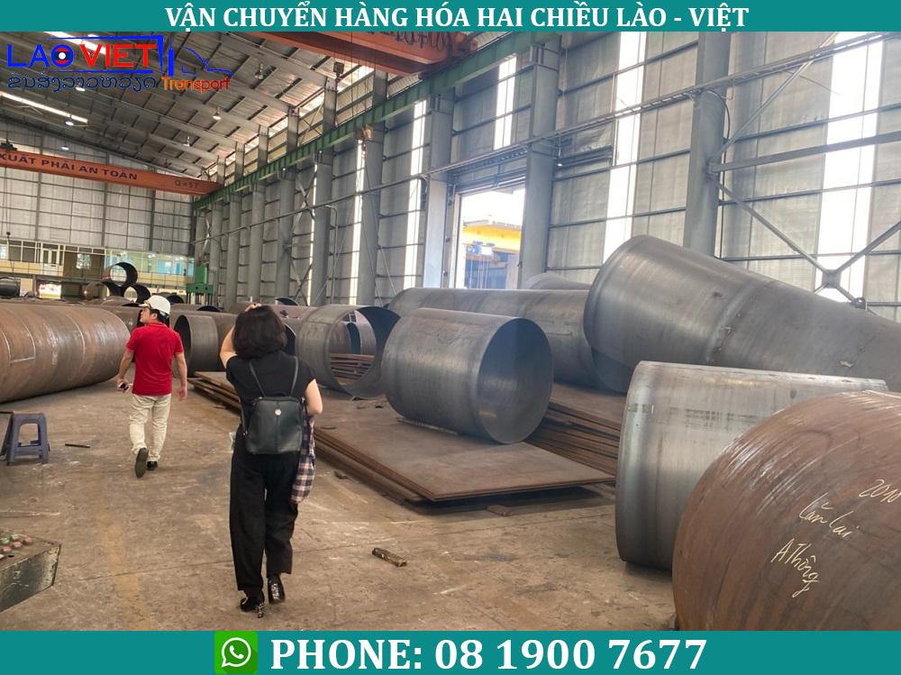 Dịch vụ vận chuyển hàng đi Lào giá tốt