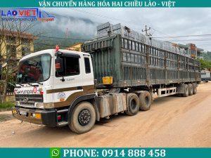 Vận chuyển hàng đi Huaphanh an toàn - giá rẻ
