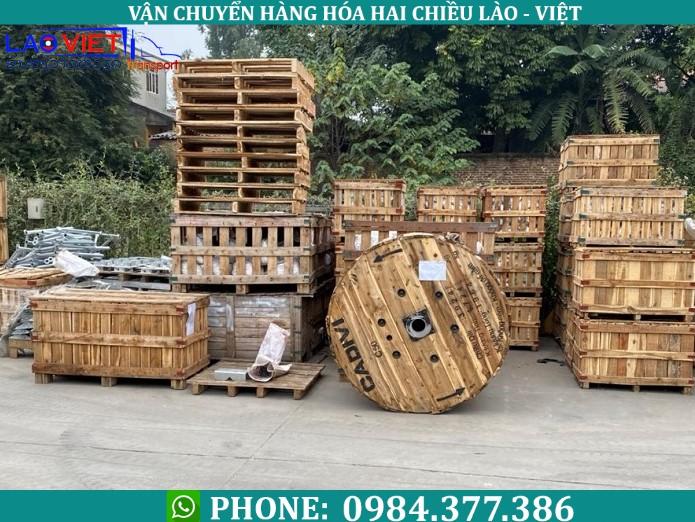 vận chuyển hàng từ Đà nẵng đi lào